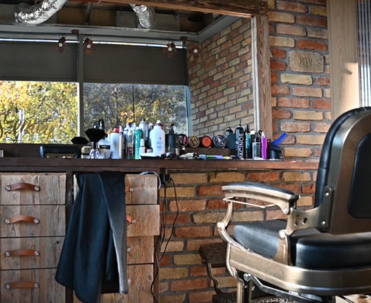 Szentey hair image film